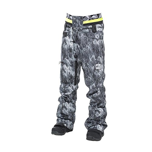 Picture Under Pant, Size:XS;Picture Farben:Print Forest/Black Leather
