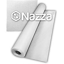 Malla de Fibra de Vidrio 60 gr Nazza | Para pinturas y Resinas | 50 m2
