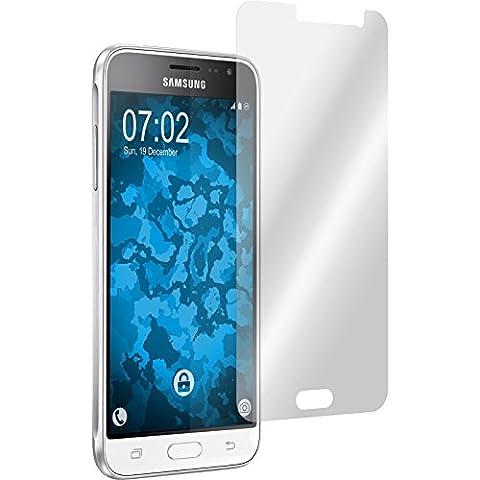 4 x Samsung Galaxy J3 (2016) Film de Protection clair PhoneNatic Protecteurs Écran