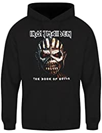 Sudadera Iron Maiden Book of Souls (Negro) - xx-large