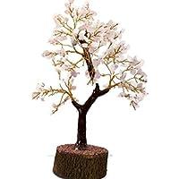 Reiki Energie geladen Heilung Natural Rose Quarz 300Edelstein Kristall Baum Geschenk preisvergleich bei billige-tabletten.eu