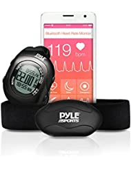 Pyle Cardiofréquencemètre Bluetooth