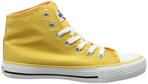 MTNG Attitude tennis - Sneakers CANVAS FINO AMARILLO