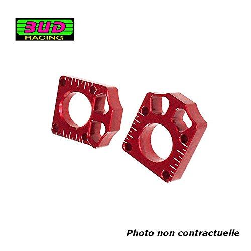 Drahtspanner Kette Bud Racing KAWASAKI 125250KX 03-08+ 250KXF 04-16+ 450KXF 04-15/rot