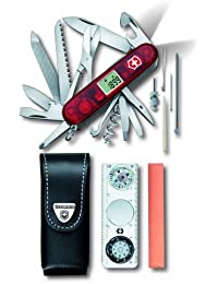 Victorinox Traveller Set Red Swiss Army Knife - (1.8741.AVT)