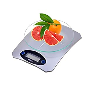 Tech Traders Digital LCD Electronic Kitchen Household Weighing Food Cooking Scales