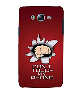 For Samsung Galaxy J7 J700F (2015 OLD MODEL) :: Samsung Galaxy J7 Duos :: Samsung Galaxy J7 J700M J700H punch Printed Cell Phone Cases, fist Mobile Phone Cases ( Cell Phone Accessories ), phone Designer Art Pouch Pouches Covers, cartoon Customized Cases & Covers, funny Smart Phone Covers , Phone Back Case Covers By Cover Dunia