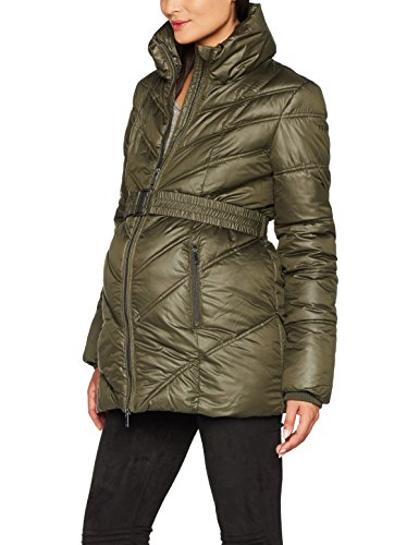 Noppies Jacket Lene 2 70650 Chaqueta premamá, Verde (Dark Army C205), 38...