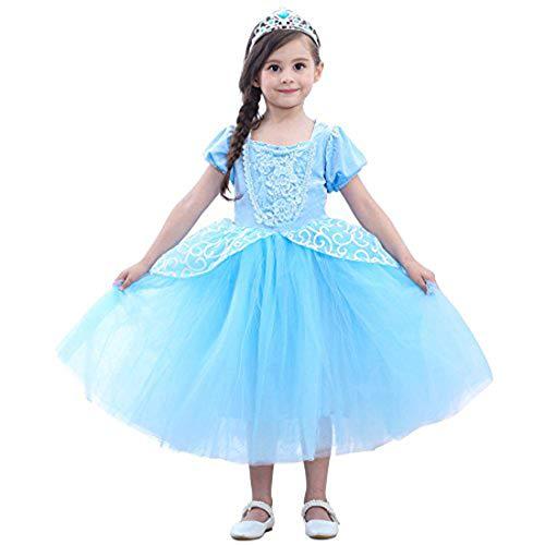 een Cinderella Prinzessin Flauschiger Rock Ice Snow Wonderland Show ()