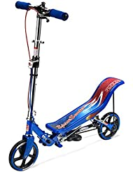 Space Scooter- X580 -Blue, Color Azul (