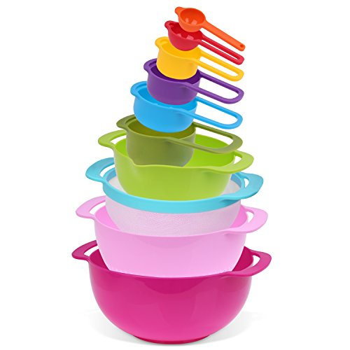 nuovoware-mixing-bowls-set-premium-10-pcs-colorful-plastic-versitile-mixing-bowls-with-handles-inclu
