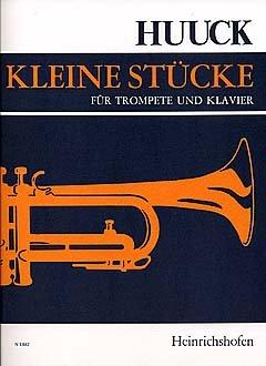 KLEINE STUECKE - arrangiert für Trompete - Klavier [Noten / Sheetmusic] Komponist: HUUCK GUSTL