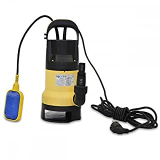 Submersible Water Pump 750W for Dirty Water 150L/m with Floating Switch