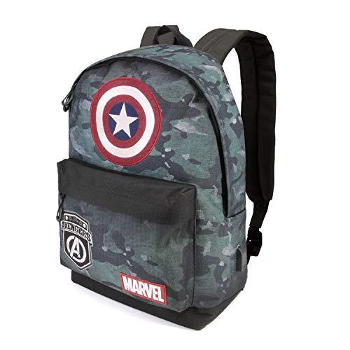 Capitán América Army-Mochila HS