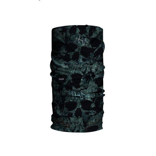 Pañuelo HAD Head Accessoires Original, Skull Dust BM (polvo calaveras), talla única,...