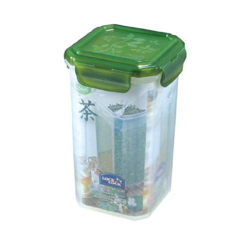 Lock & Lock 40-fluid Unze Tees Container, Octagon, Vakuum-Kaffeemaschine (Locknlock Container)