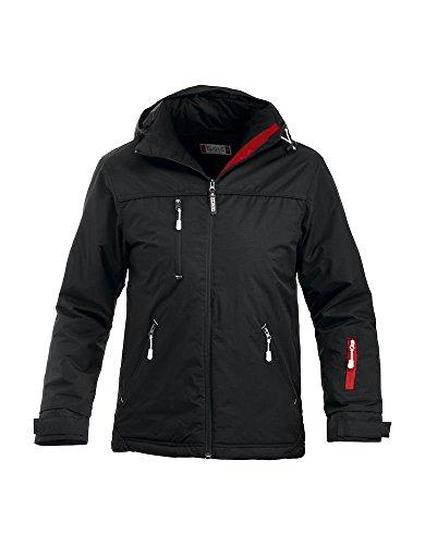 Clique - Manteau - Homme Noir
