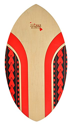 JUCKER HAWAII Skimboard PUNA - Tavola in legno