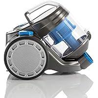 E. ziclean Turbo One Confort, Aspirador Trineo sin Bolsa, plástico, ...