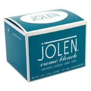 Jolen Creme Bleach, Original Formula - 4 oz by Jolen
