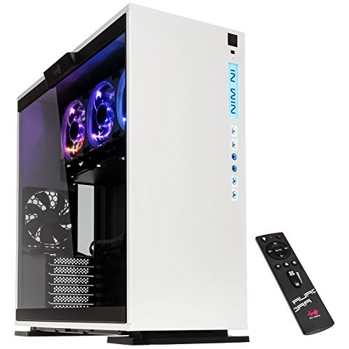 In Win Case PC 303 Aurora Edition Middle Tower ATX/Micro-ATX 2 Ports USB 3.0 weiß (Win Pc-gehäuse)