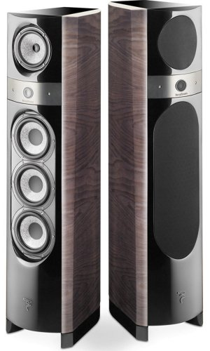 Focal Electra 1038 Be Nero, Marrone altoparlante