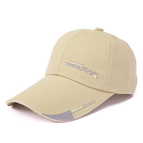 zhuzhuwen Lange Outdoor-Baseballmützen für Herren Lässige Sonnenschutz-Schirmfischerhüte 1 verstellbar Outdoor Research-stretch-cap