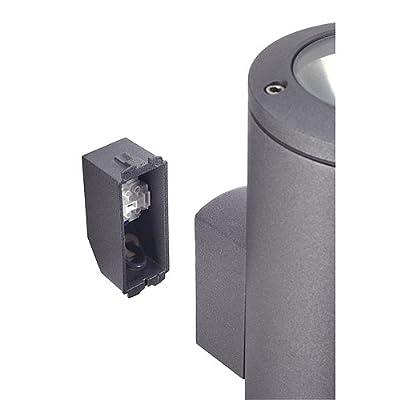 SLV Rox Pro G8,5 Wandleuchte, anthrazit, 2x35 W, IP44 227885 von SLV - Lampenhans.de