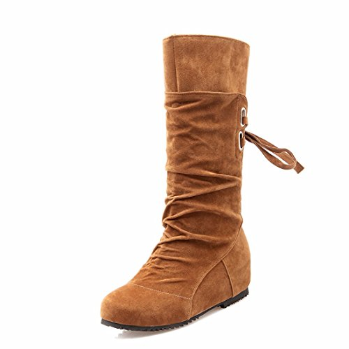 Yellow The Shoes Womens Fashion After With Short Codes Boots Winter pBnqZIX8