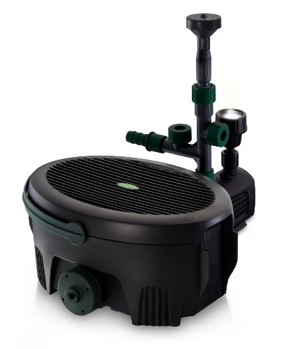 Blagdon 3000 9W Inpond All-in-One Pump and Filter (3000 Teich-filter)