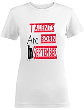 Talents Are Born In September