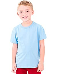 American Apparel Kids Fine Jersey Short Sleeve T