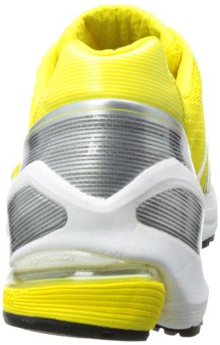 adidas Adizero F50 Runner 3 G65157 Herren Laufschuhe Gelb (Vivid Yellow S13 / Black 1 / Neo Iron Met. F11)
