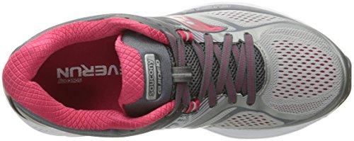 de Argent Chaussures Multicolore Guide Saucony Running 10 Baie Femme wZqtxZ07E