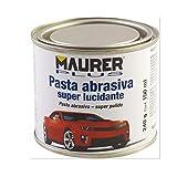 PASTA ABRASIVA SUPER LUCIDANTE 150 ml MAURER PLUS