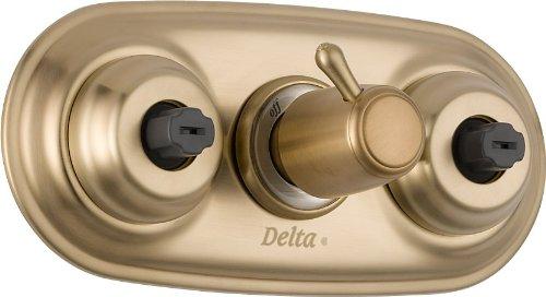 Delta t18037-cz jetted Modul fontänenmöglichkeiten Schnitt, champagner bronze - Body Delta-shower