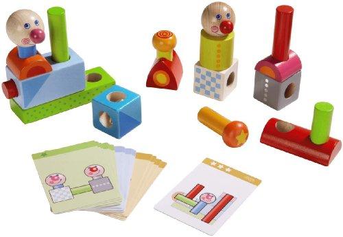 Haba - Mosaico con rejilla para niños (5675)