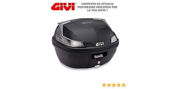 SR1168 GIVI ATTACCO BAULETTO MONOLOCK® per HONDA SUPER CUB C125 2018