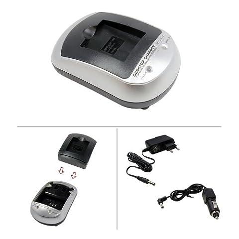 Chargeur SET DTC-5101 Pour Canon IXUS