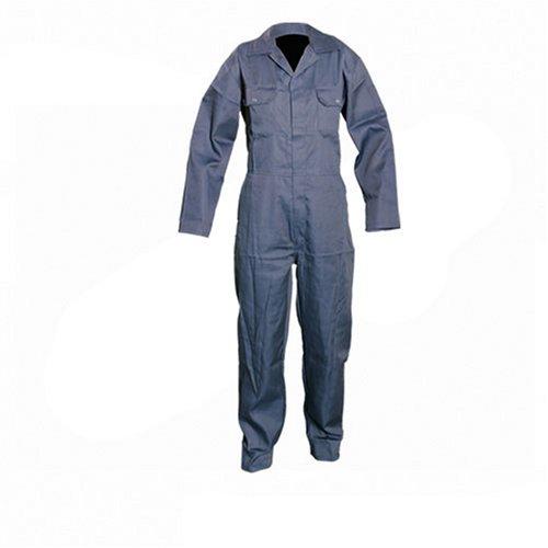 Silverline 832743 Arbeitsoverall, marineblau Größe: XL (116 cm)
