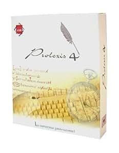 ProLexis 5 Diamant Xpress (Orthographe française + grammaire française + Typologie)