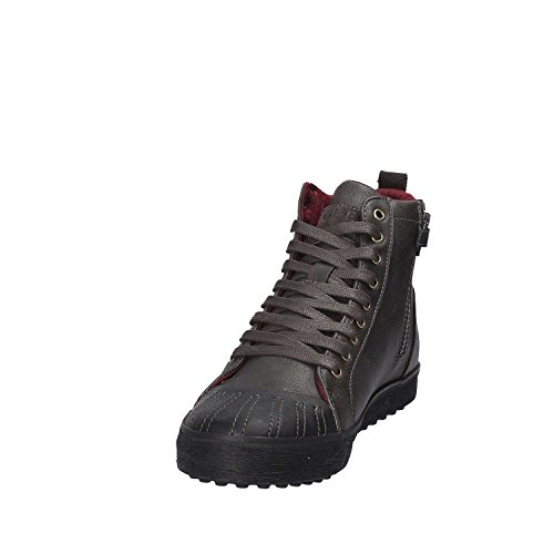 Guess Fmduk4 Ele10 Gris Hommes Sneakers