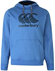 Canterbury Core Logo OTH Hooded Top - SS15