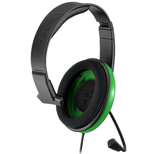 Turtle Beach Ear Force Recon 30X [Xbox One - kompatibel mit dem neuen Xbox One Controller, PS4] (Turtle Beach Chat Kabel-ps4)
