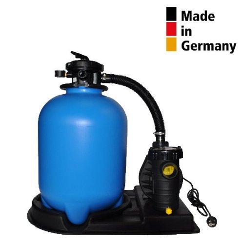 Sandfilterpumpe –  Sandfilter – PoolsBest 400mm - 3