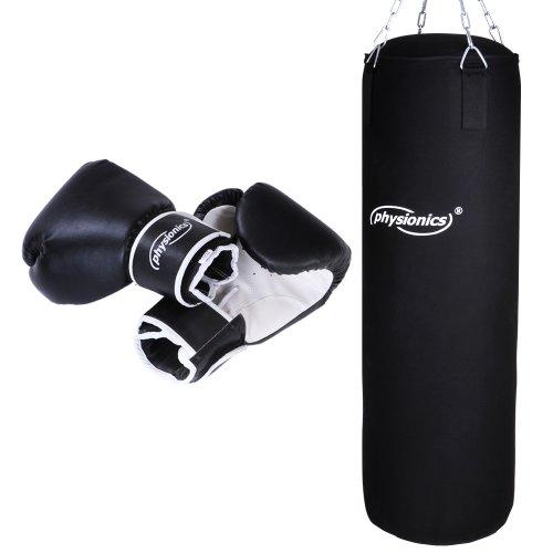 Physionics BOSK07 - Set de boxeo Talla:12 onzas