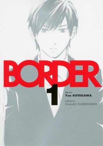 Border Edition simple Tome 1