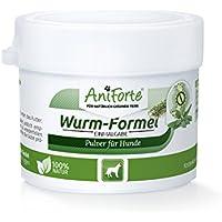 AniForte Wurm-Formel 20 g Hunde, Einmalgabe und 100 Prozent natürlich bei und nach chemischer Wurmkur