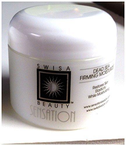 2 x Straffende Feuchtigkeitscreme/Firming Moisturizer von Swisa Beauty, 59 ml -