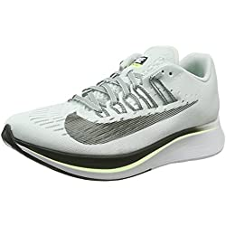 Nike Zoom Fly, Zapatillas de Running para Mujer, Gris (Barely Grey/Sequoia/Lt Pumice/004)